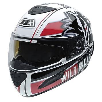 NZI 050250G607 Cursus II WWW Casco de Moto, Talla S