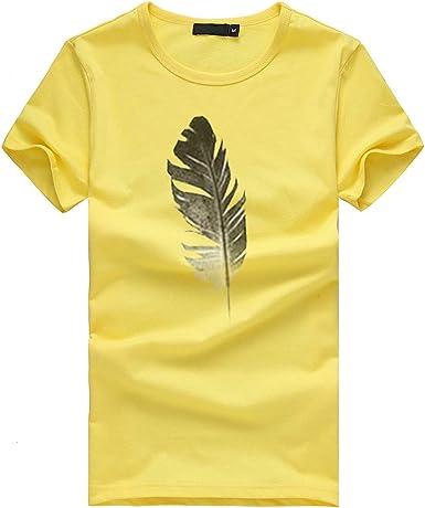 Luckycat Camisetas Mujer Manga Corta Camisetas Mujer Verano Blusa Mujer Sport Tops Mujer Verano Camisetas Escote Mujer Camisetas Rojas Mujer Camiseta Corta Mujer Top: Amazon.es: Ropa y accesorios