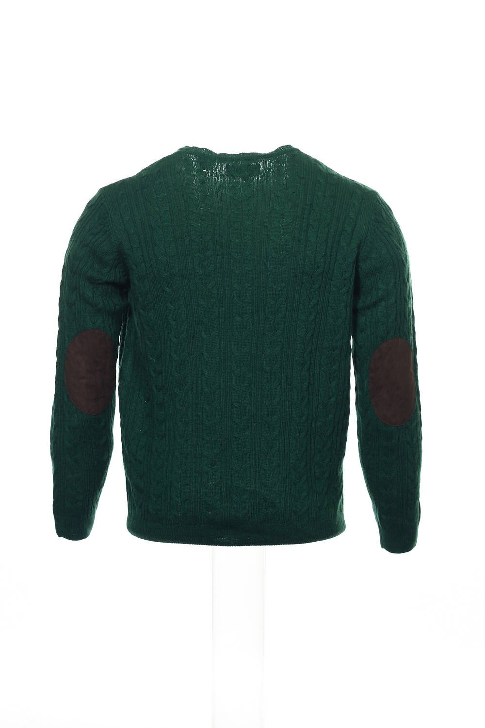 Argyle Culture Pine Green Sweater Medium by Argyleculture by Russell Simmons (Image #3)
