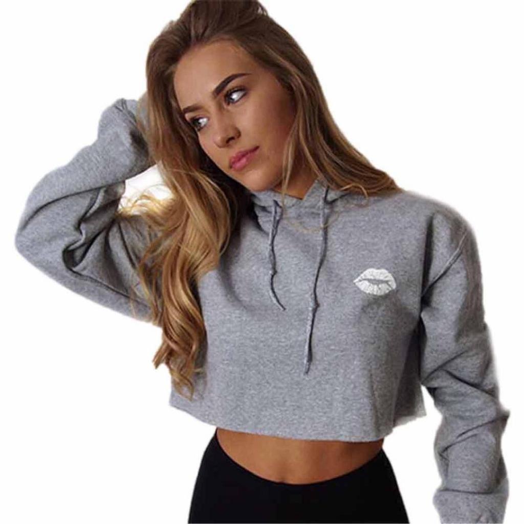 Bestop women swaetshirt - Chaleco - para mujer gris extra-large