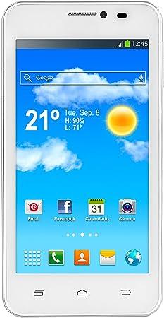 Woxter Zielo D15 - Smartphone de 4.5