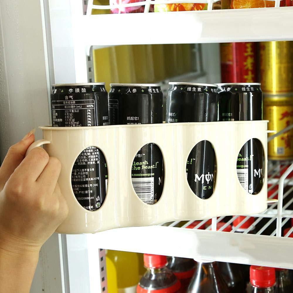 ShunHoo Caja De Almacenamiento De Lata De Refresco De Cerveza ...