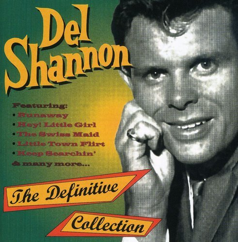DEL SHANNON - One Thousand Six-Hundred Sixty-One Seconds of Del Shannon - Zortam Music