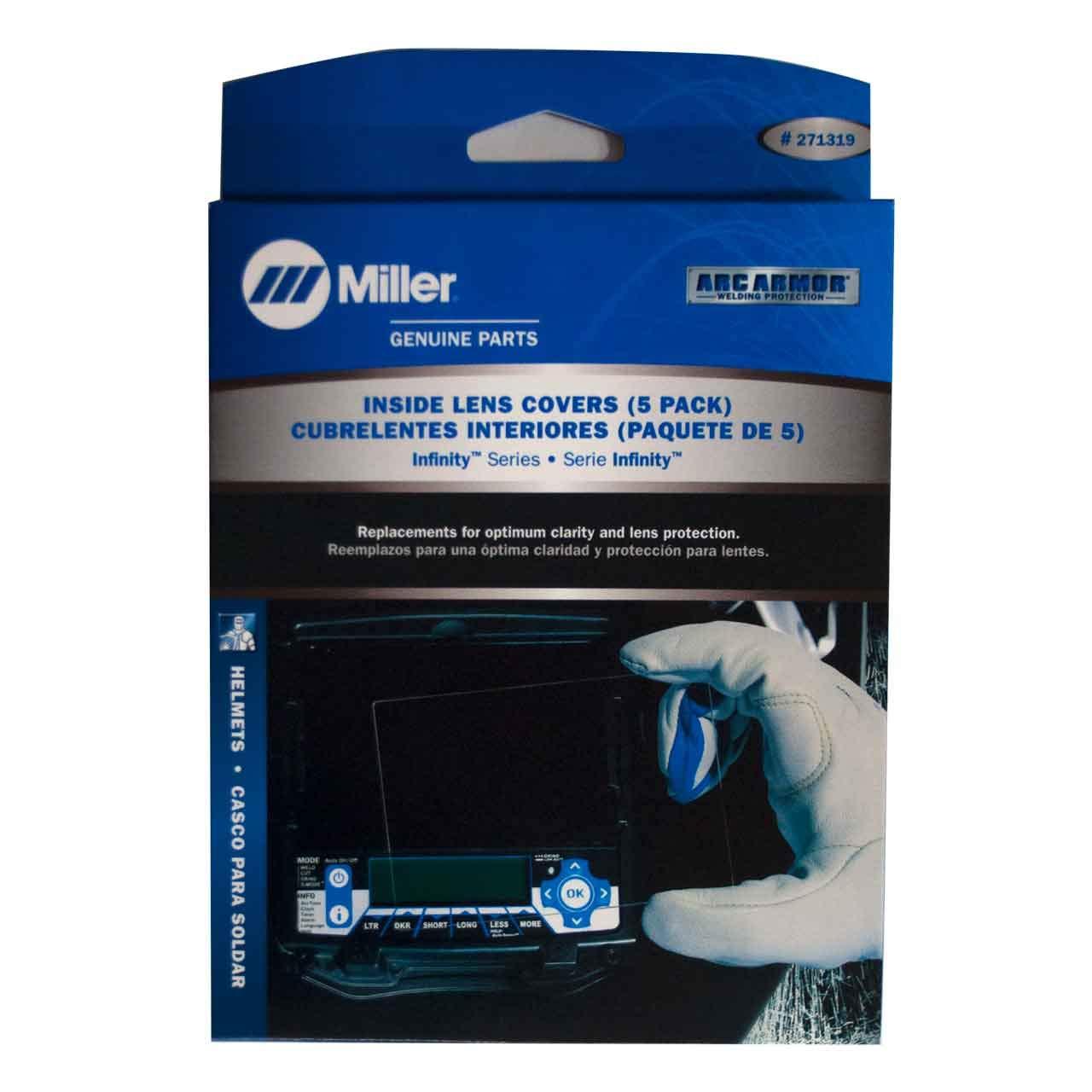 Miller 271319 Inside Lens 4-3/4
