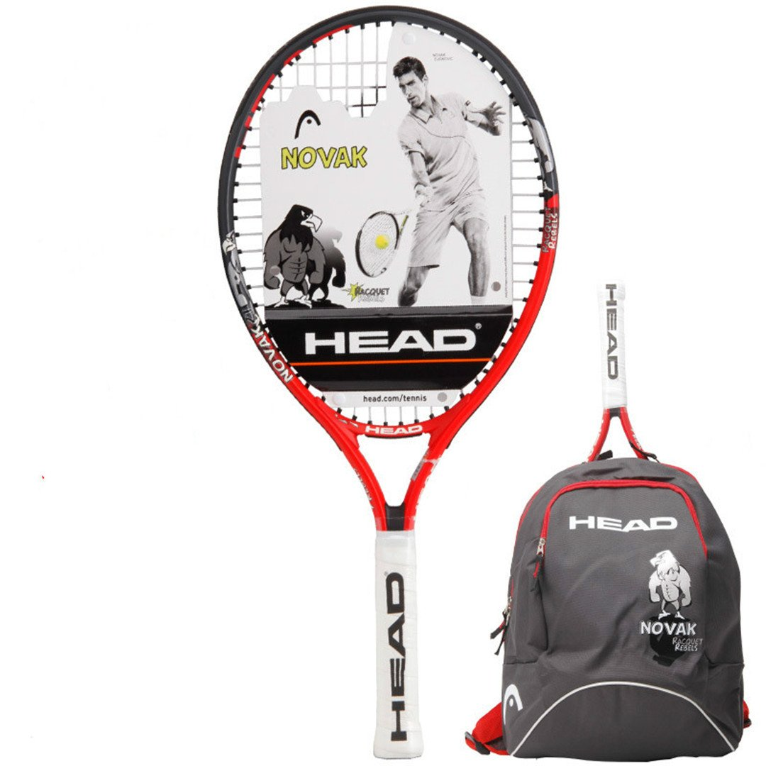 Amazon.com : Taiwanrns Hot Junior Carbon Fiber Tennis Racquet for Kids Youth Childrens Training Rackets with Bag 21/23/25 Inch Raquete De Tenis : Sports & ...