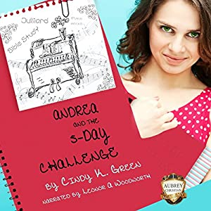Andrea and the 5-Day Challenge Audiobook