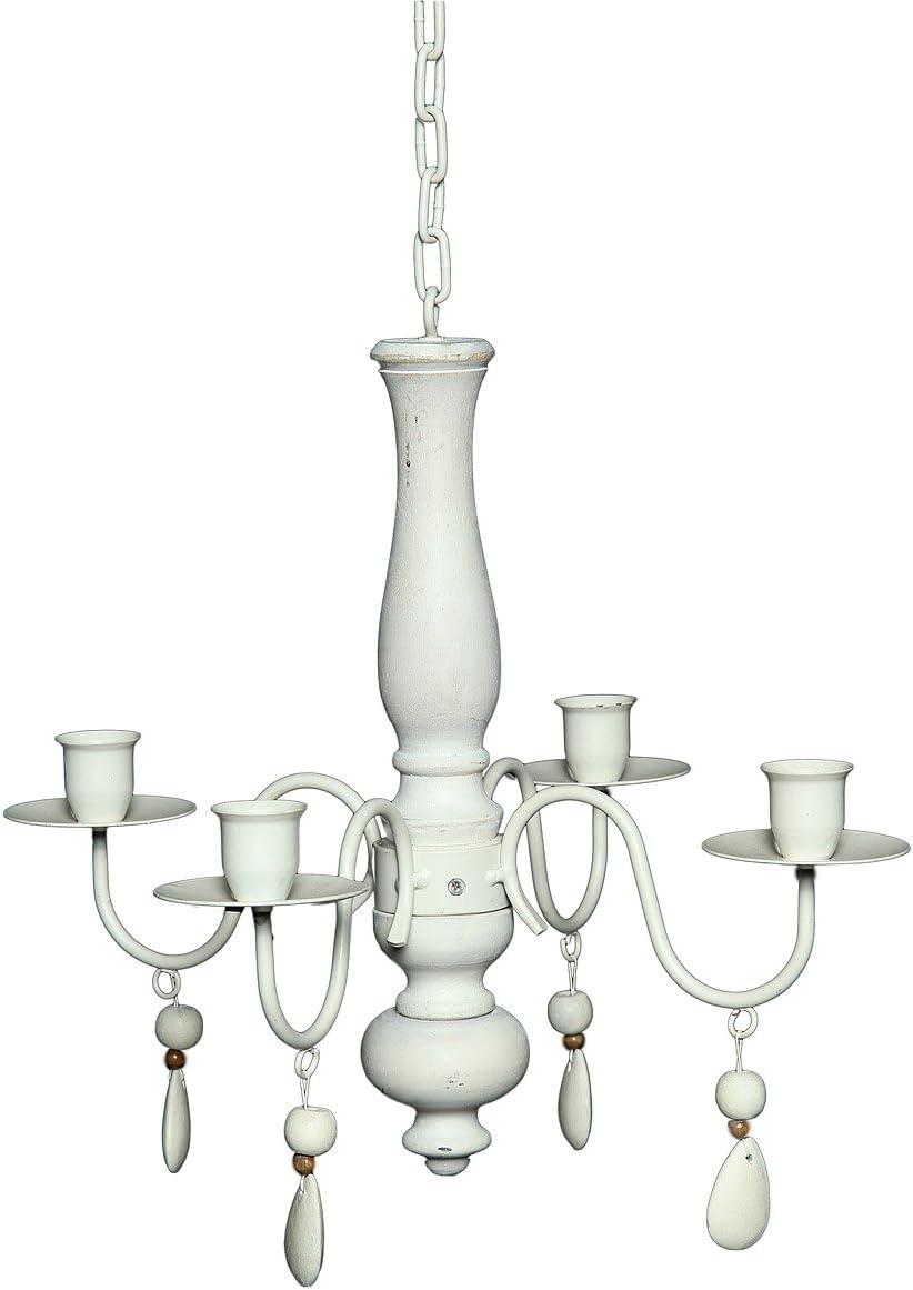 H 8cm und 7cm Leuchter-Tassen Leuchter weiß Maße: 3cm