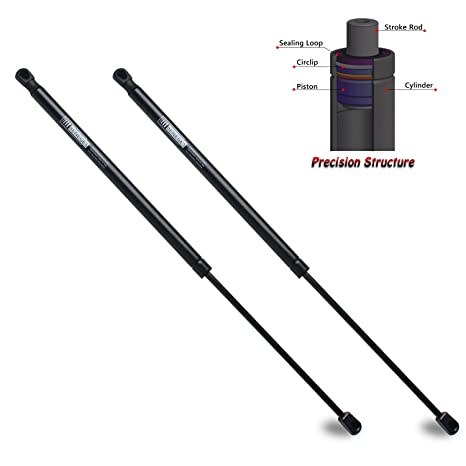 Qty 2 StrongArm 6339 Front Hood Lift Supports Struts Shocks Springs