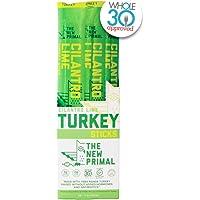 Cilantro Lime Meat Sticks Free-Range Turkey (20 Sticks)