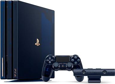 PlayStation 4 Pro - Consola de 2TB (PS4) - Edición Limitada: Amazon.es: Videojuegos
