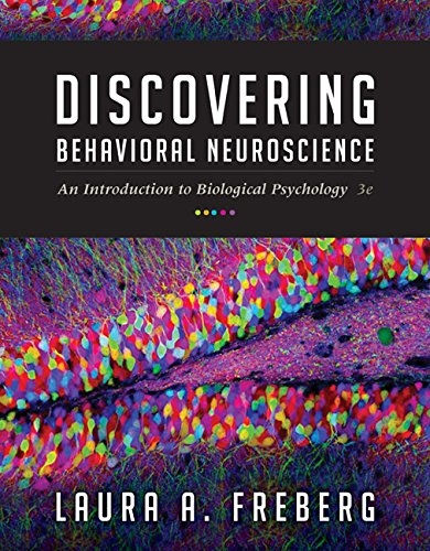 1305088700 - Discovering Behavioral Neuroscience: An Introduction to Biological Psychology