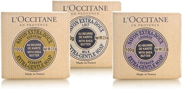 L'Occitane en Provence Hand Cream Trio Set, £7.65 at