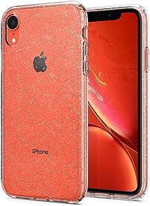 Spigen Liquid Crystal Designed for iPhone XR Case (2018) - Glitter Crystal Quartz