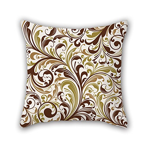 NICEPLW Court Style Pillowcover 16 X 16 Inches / 40 By 40 Cm For Indoor,home,sofa,drawing Room,dinning Room,pub With Twice Sides