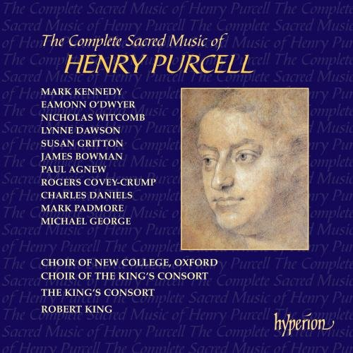 The Complete Sacred Music of Henry Purcell by HYPERION