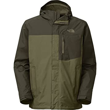 a902a14db THE NORTH FACE Men's Atlas Tri-Climate Jacket - Burnt Olive Green ...