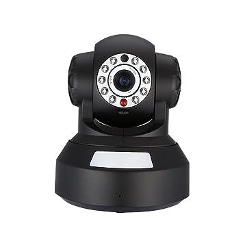 Powerextra IP cámara 720p HD WiFi vigilancia cámara de Seguridad con Sensor de Movimiento y de