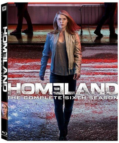 Blu-ray : Homeland: The Complete Sixth Season (, Widescreen, Digital Theater System, 3 Disc)