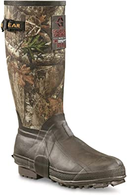Guide Gear Men's 15 Insulated Rubber Boots