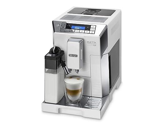 52 opinioni per De'Longhi macchina per caffè espresso superautomatica ECAM45.760.W Eletta