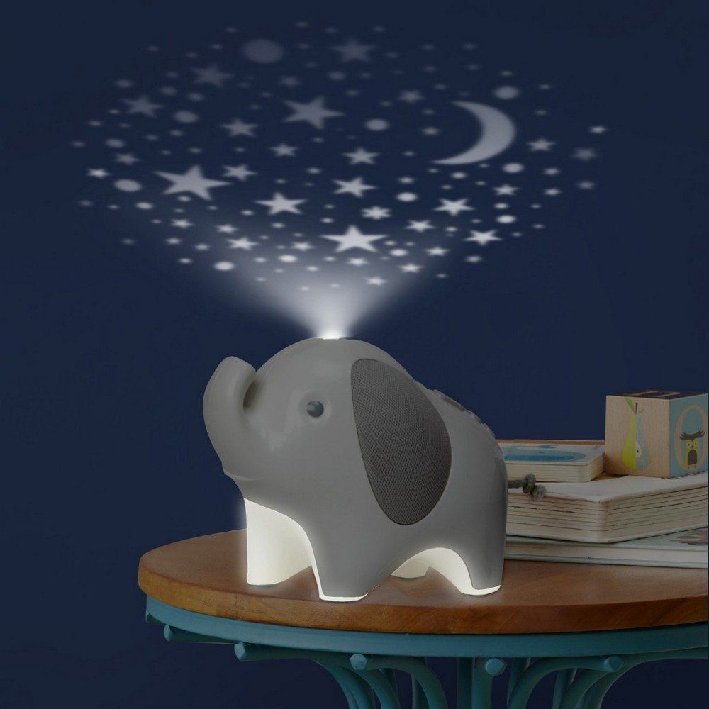 Skip Hop Light QUITAMIEDOS /& Comforting Elephant Lamparita Night