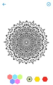 Coloring Book - Mandala Art by Cloloring Games Studio