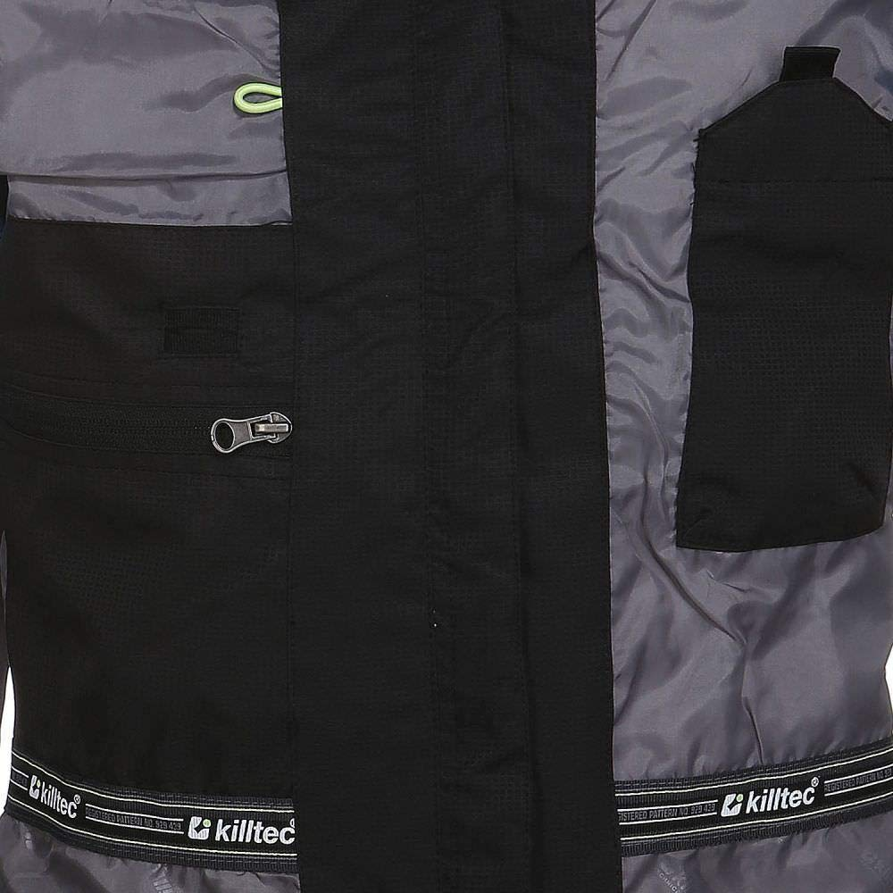 Killtec Inkele Damen Funktionsjacke Outdoorjacke Regenjacke Multifunktionsjacke Alle Größen Auch Kurzgrößen und Übergrößen
