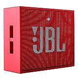JBL GO Portable Wireless Bluetooth Speaker (Red)