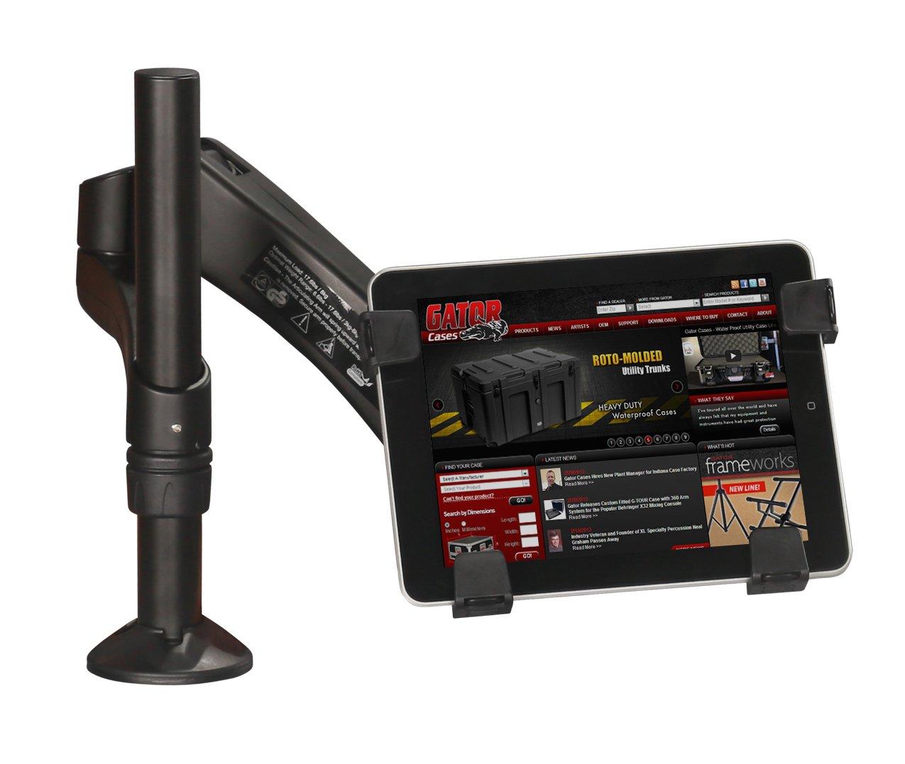 Gator Cases G-ARM G-ARM-360-FIXEDMT Fixed Mount G-ARM 360