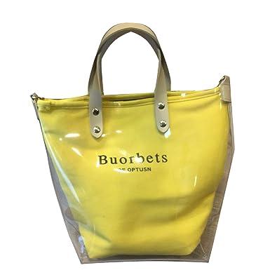 Amazon.com: Bolso de mano bolsa de playa grande con cubierta ...