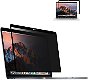 ZOEGAA Privacy Screen For Macbook Pro 13 inch (Model: A2289/A2251/A2338 Apple M1 Chip) and 2020 & 2016 Macbook Pro 13 inch Touch Bar (Model: A2159/A1706/A1989)
