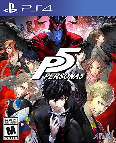 PS4 Persona 5 Standard Edition