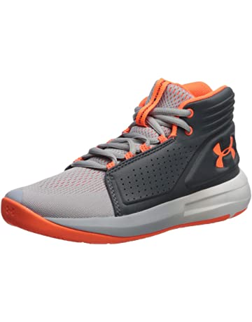 544c35a76c1 Under Armour Boys' Grade School Torch Mid Basketball Shoe