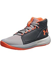d99f3f7bbe8 Under Armour Boys  Grade School Torch Mid Basketball Shoe