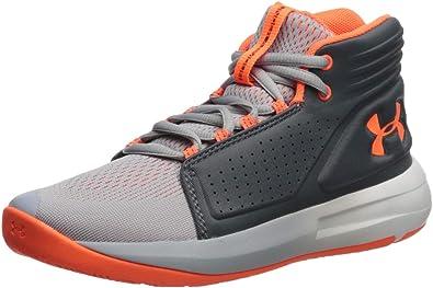 Under Armour Grade School Torch Mid, Zapatos de Baloncesto para ...