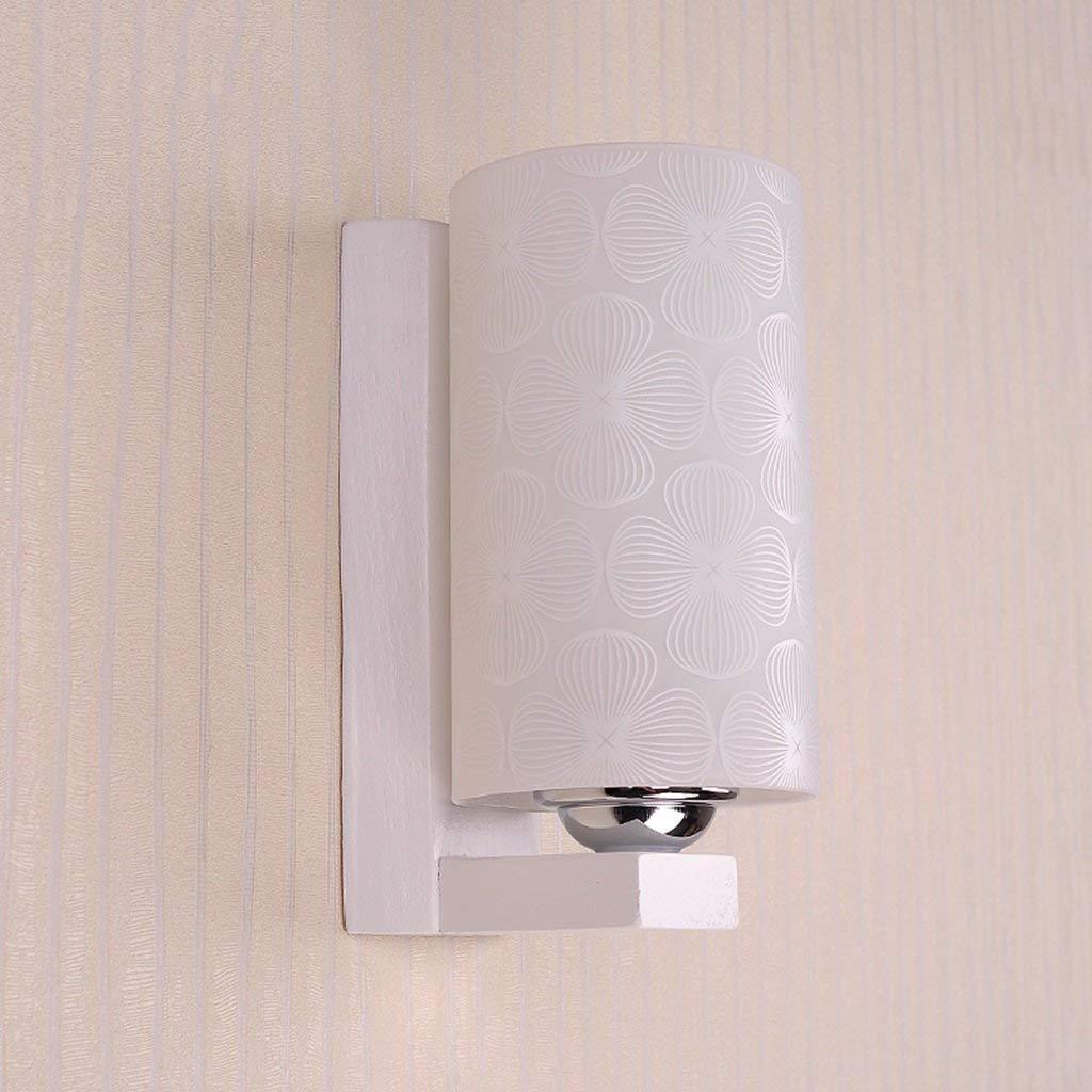 Noulerd SelbstinsGrößetion Einer Nachttischlampe LED Wandleuchte House Fashion Lounge (Stil  A)