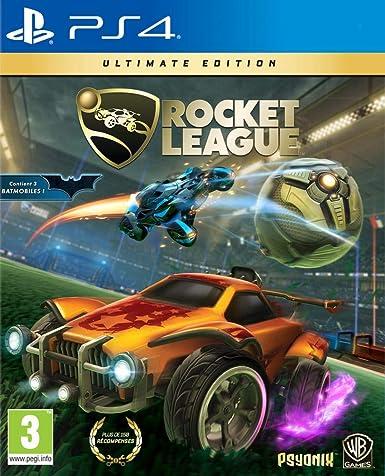 Rocket League - Ultimate Edition [Importación francesa]: Amazon.es ...