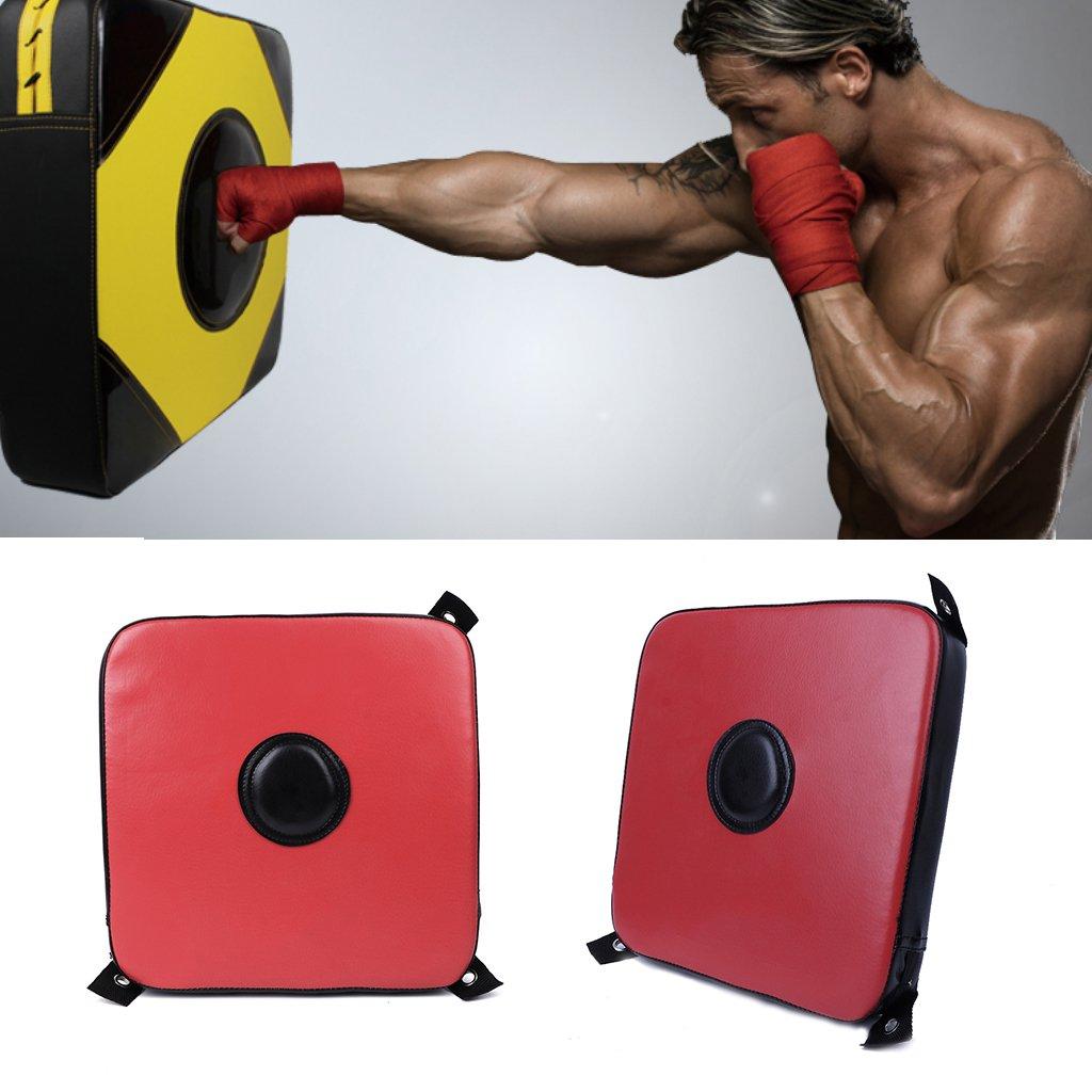 cicitop壁フォーカスターゲットボクシングバッグ、無地、ポータブル、理想的なフィットネス、格闘技トレーニング、タイキックトレーニング、フォーカスターゲットパンチトレーニング。 B07CVSSQ8Z
