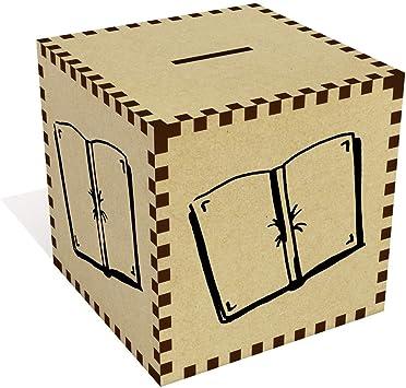 Grande Libro Abierto Caja de Dinero / Hucha (MB00063098): Amazon.es: Juguetes y juegos