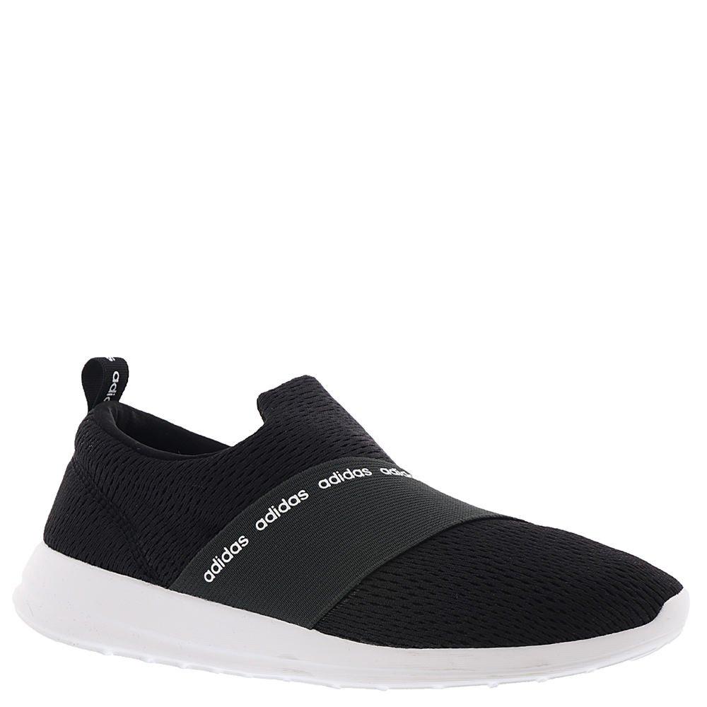 adidas Women's Refine Adapt Running Shoe, Black/Carbon/White, 8.5 M US