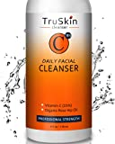 BEST Vitamin C Daily Facial Cleanser - Restorative Anti-Aging Face Wash for All Skin Types with 15% Vitamin C, Aloe Vera…