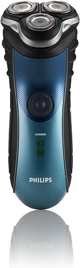 Philips HQ7340/17 7000 series Afeitadora eléctrica (Negro/azul ...