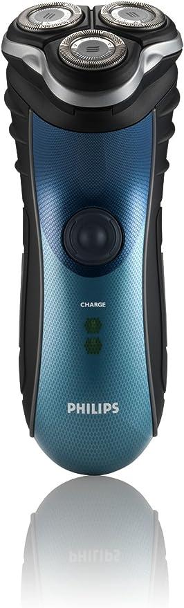 Philips HQ7340/17 7000 series Afeitadora eléctrica (Negro/azul): Amazon.es: Salud y cuidado personal