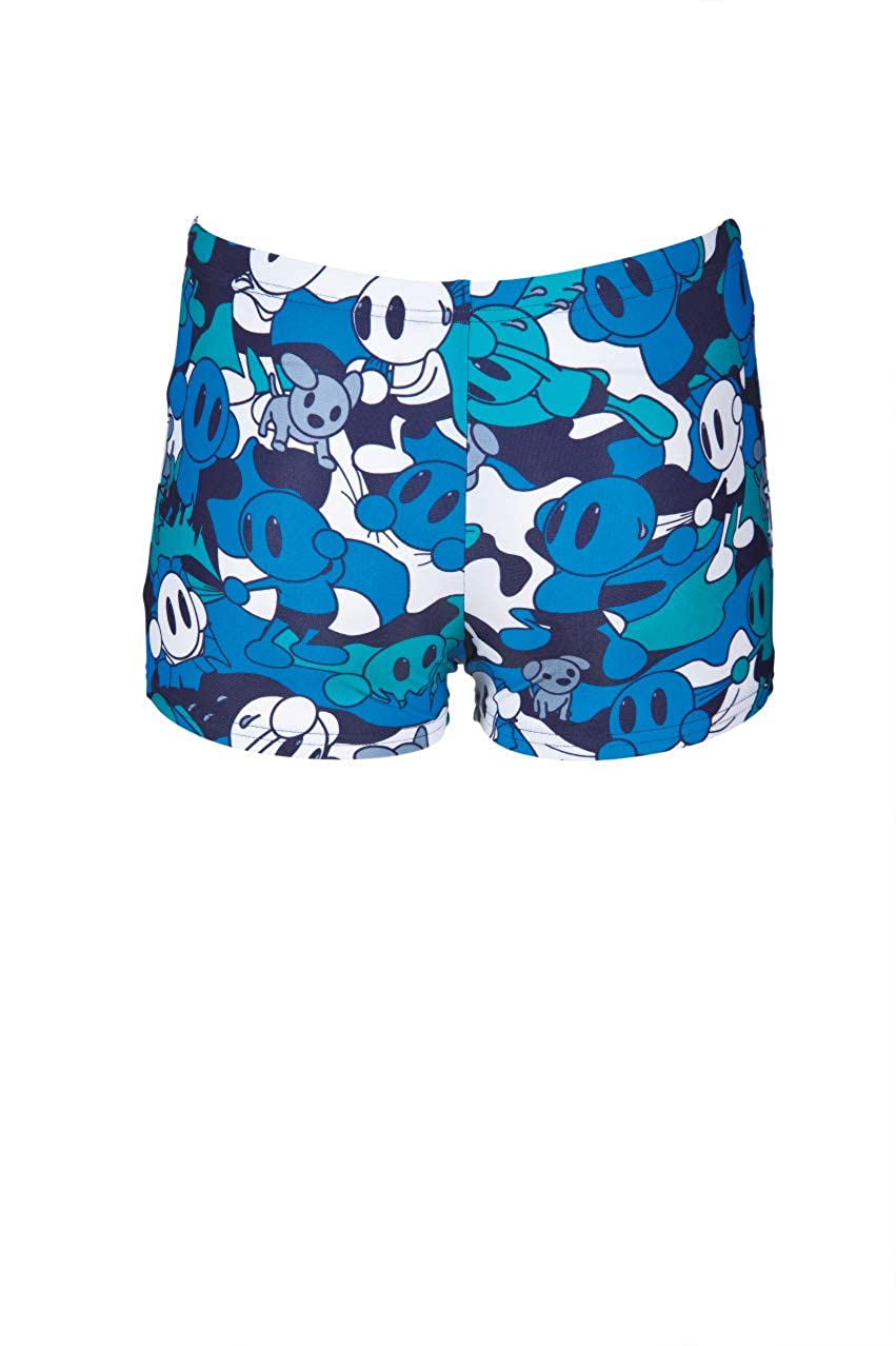 Arena B Camo Kun J Swimming Shorts Unisex Children Unisex Children 001352