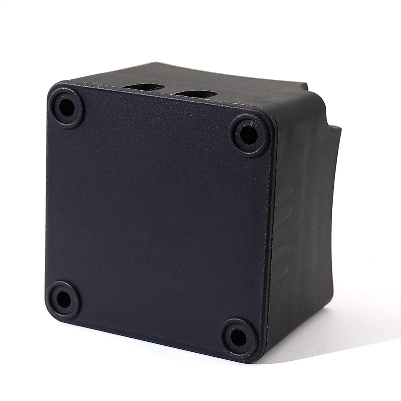 Gloaso 125 amperios Aislador de bater/ía dual VSR para 12V 24V dc Autom/óvil Barco RV Camiones Digital Rel/é sensible al voltaje Rel/é de carga autom/ático /Resistente al agua