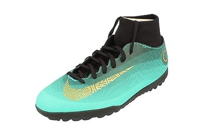 00b7651395c Nike SuperflyX 6 Club CR7 TF Mens Football Boots AJ3570 Soccer Cleats (UK  10 US
