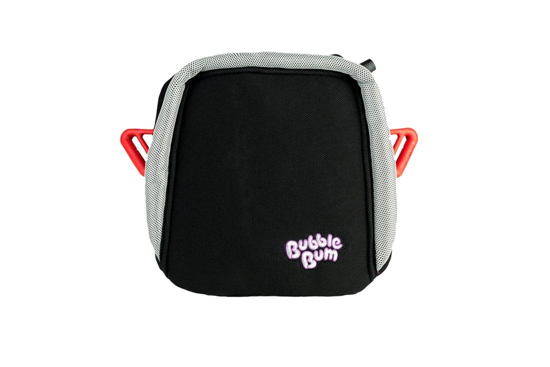 BubbleBum Negro Silla de Coche Grupo 2\3, Paquete Doble