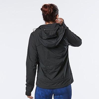 R-Gear Womens Zip To It Printed Jacket, Metallic Dot, Large