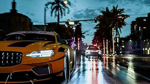 Need for Speed Heat 【予約特典】DLC「K.S Edition Mitsubishi Lancer Evolution X スターターカー」 同梱