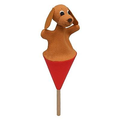 ABA 19cm pour chien Pop Box (Multicolore)